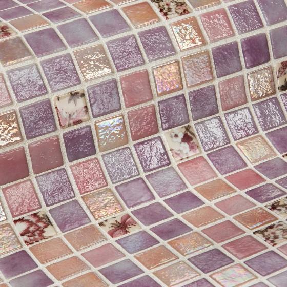 Mosaic Tile Topping Violet - Ezarri