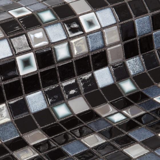 Mosaic Tile Topping Cookies - Ezarri