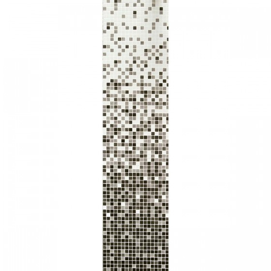Mosaico Degradado Gris - Ezarri