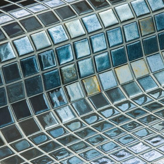 Mosaic Tile Metal Inox - Ezarri