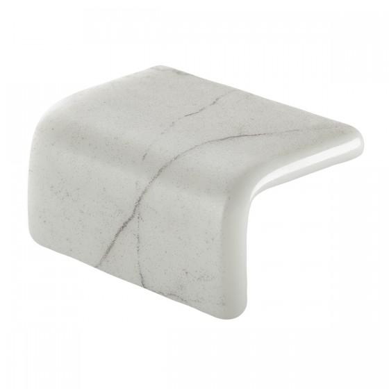 Mosaico Corner Carrara Safe
