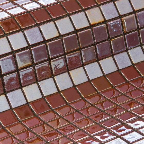Mosaic Tile Metal Opalo - Ezarri