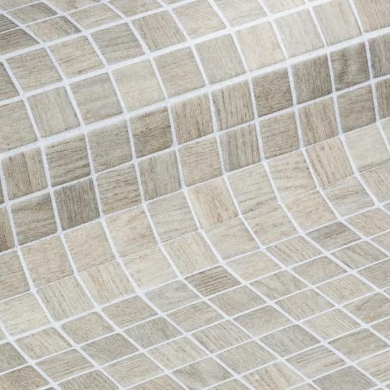 Mosaic Tile Zen Pale Cherry - Ezarri