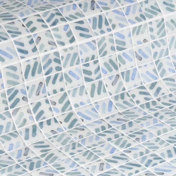 Mosaico Aquarelle Strokes - Ezarri
