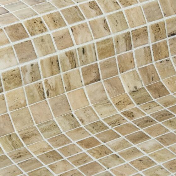 Mosaic Tile Zen Travertino - Ezarri