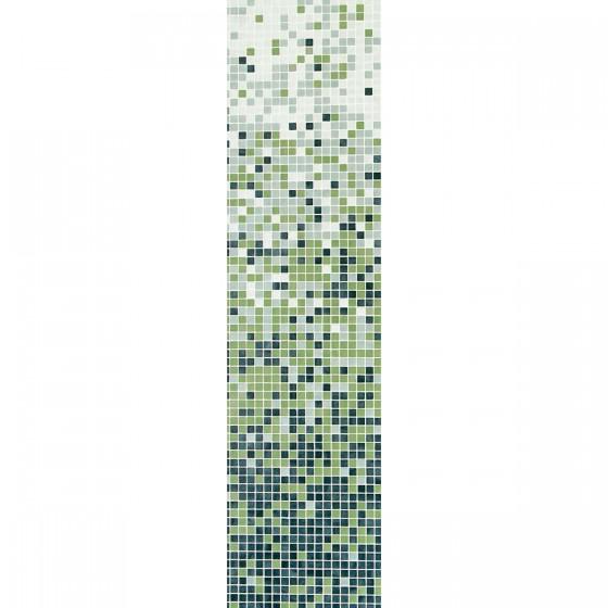 Mosaico Degradado Verde - Ezarri