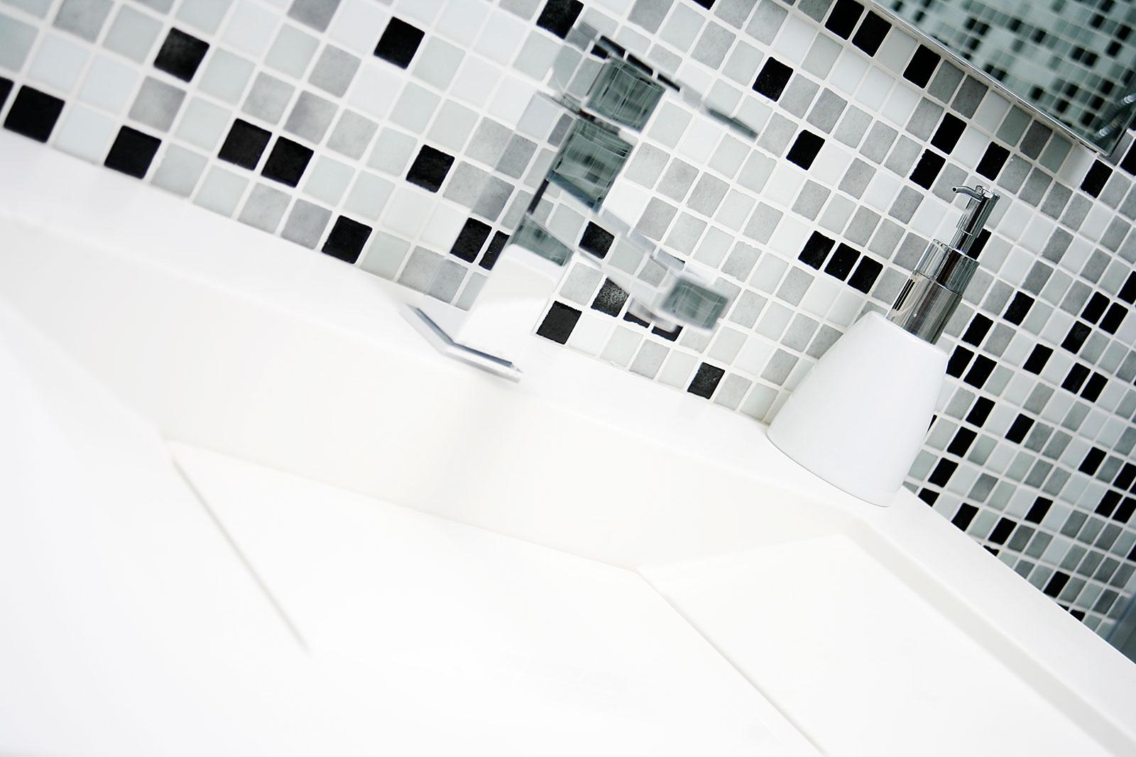 Mosaic Tile 25008-D - Ezarri