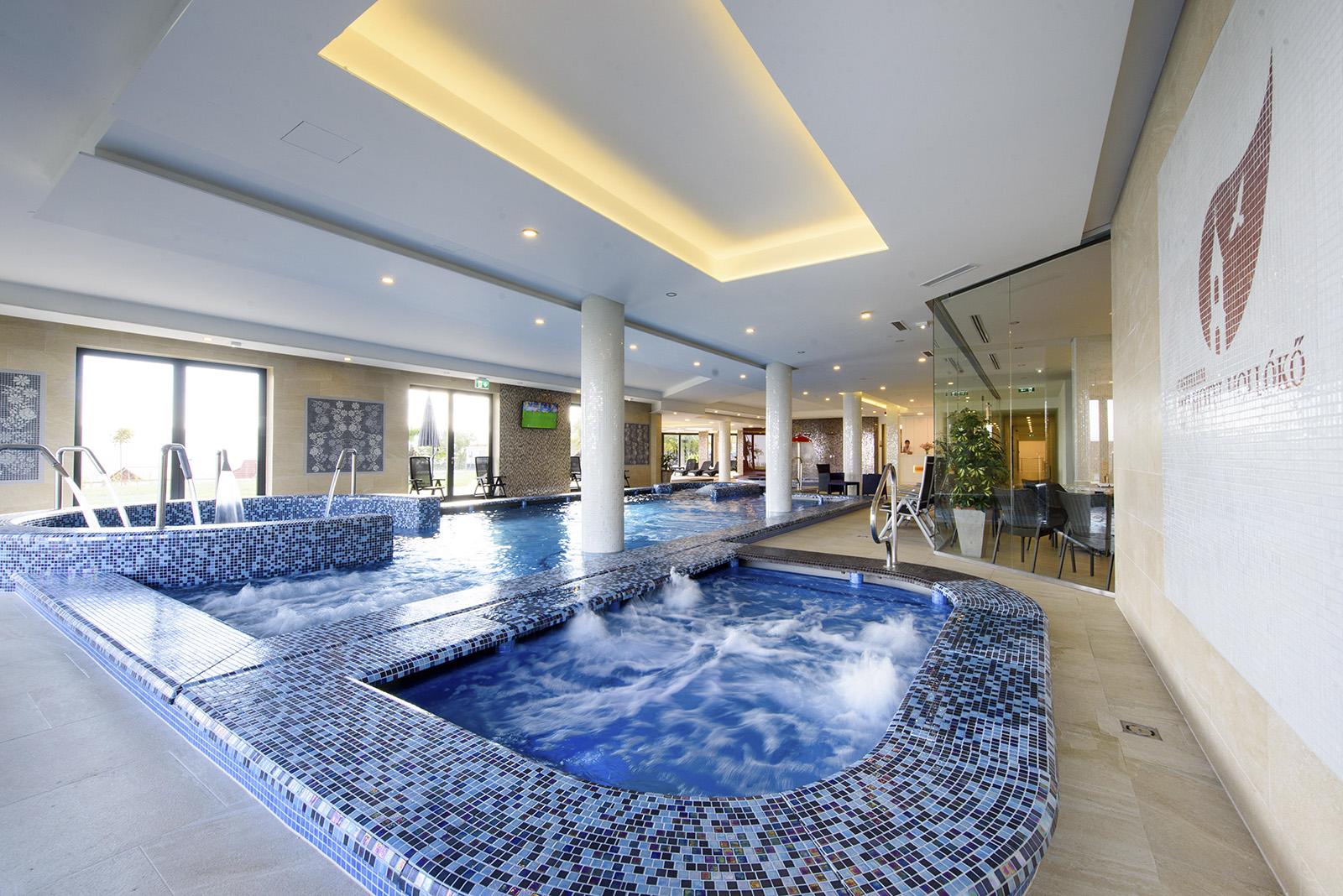 Mosaic Tiles Blue Lagoon Ezarri