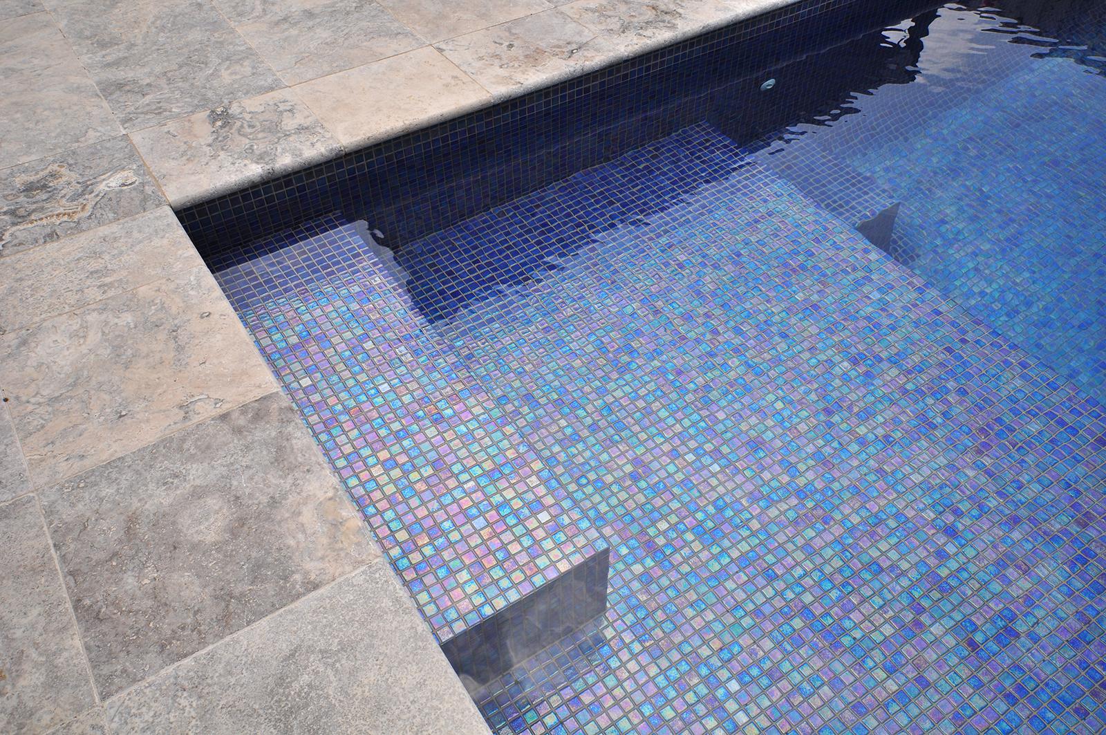 Mosaic Tile Zafiro - Ezarri