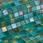 Mosaic Tile Topping Kiwi - Ezarri