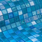 Mosaic Tile Topping Drops - Ezarri