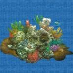 Dibujo en impresión digital Aquarium en Mosaico - Ezarri