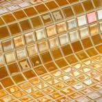 Mosaic Tile Metal Aurum - Ezarri