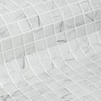 Mosaic Tile Zen Carrara - Ezarri