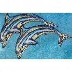Dibujo en mosaico D-13 - Ezarri