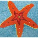 Dibujo en mosaico D-26 - Ezarri
