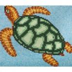 Dibujo en mosaico D-35 - Ezarri