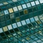 Mosaic Tile Metal Esmeralda - Ezarri
