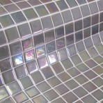 Mosaic Tile Fosfo Grey Iris - Ezarri