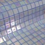 Mosaic Tile Fosfo Blue Iris - Ezarri