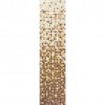 Mosaico Degradado Marrón - Ezarri