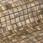 Mosaic Tile Zen Palisandro - Ezarri