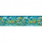 Dibujo en impresión digital Sea Life Border en Mosaico - Ezarri