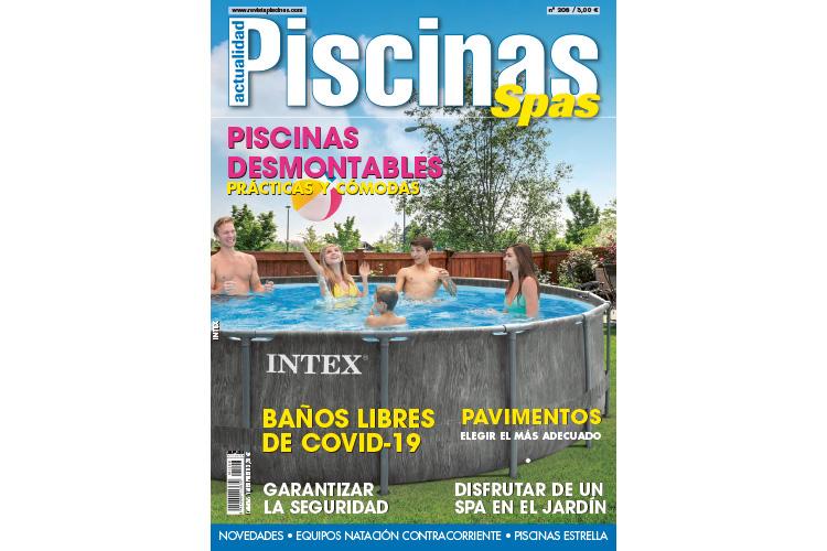 Actualidad Piscinas  Nº208