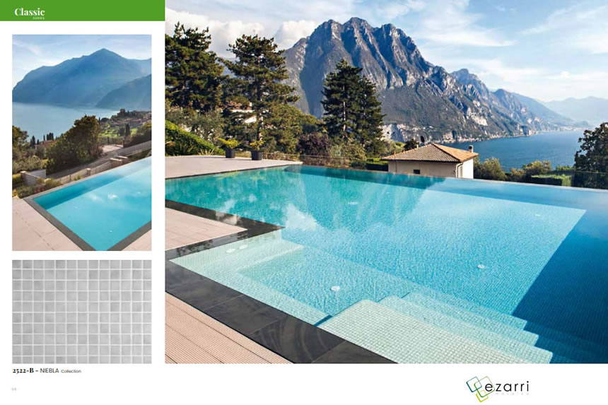 Discover 'Pool', the new catalogue from Ezarri