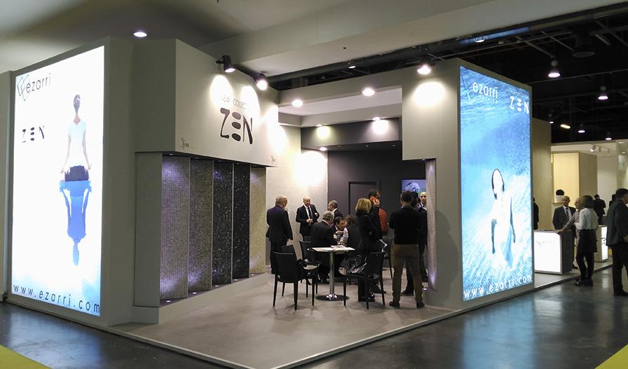 Cevisama 2017 - Ezarri