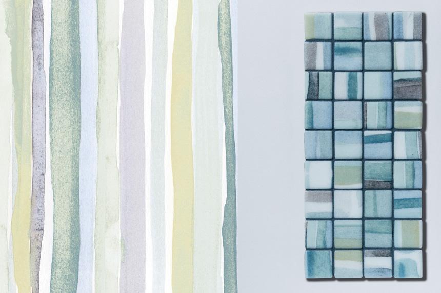 Aquarelle - Mosaic - Pool - Wellness - Spa - Ezarri