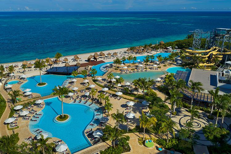 Hotel Dreams Natura Resort and Spa - Mexico