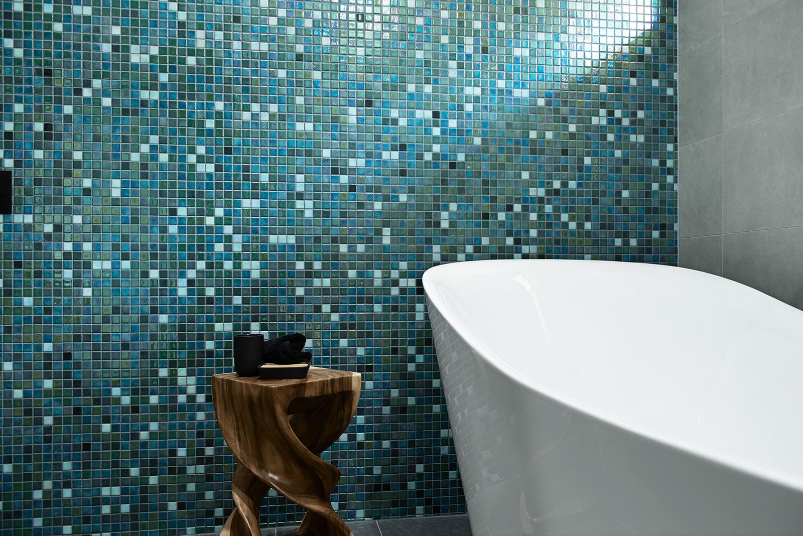 Ezarri DECO Design Interiors Bathroom mosaics