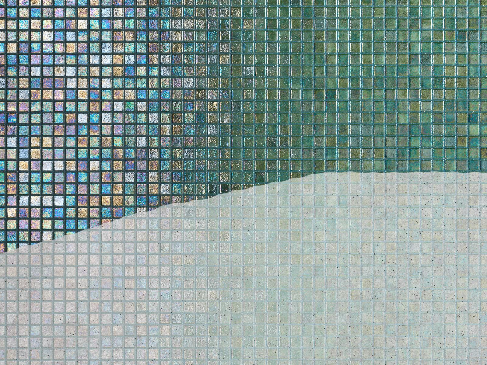 ¿Cómo limpiar el mosaico Ezarri de restos de cal?