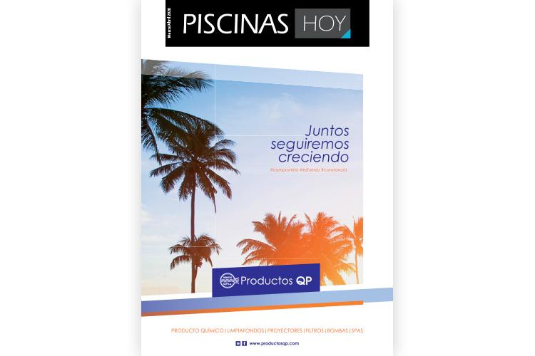 Piscinas Hoy Marzo/Abril 2020