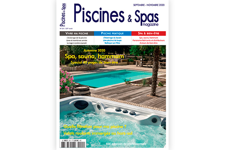 Piscines Spas Nº251