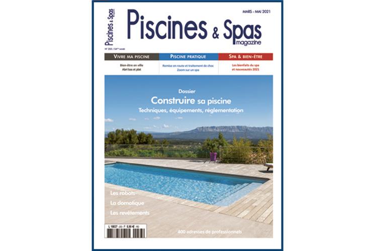 PISCINES & SPAS N° 253