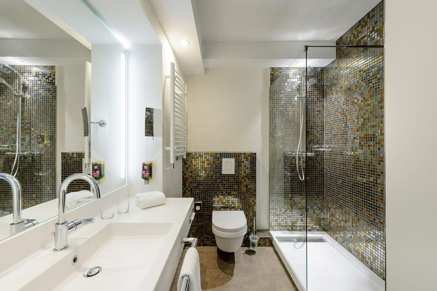 Ezarri mosaic for interiors in Bavaria, Germany
