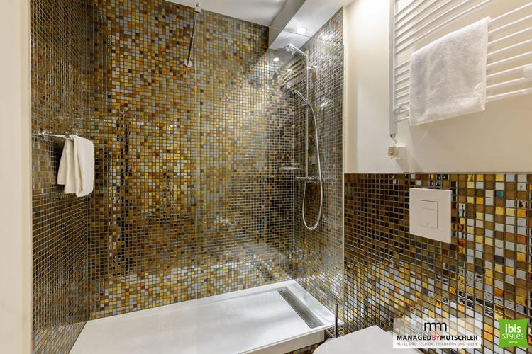 Mosaico para interiores en Baviera (Alemania)