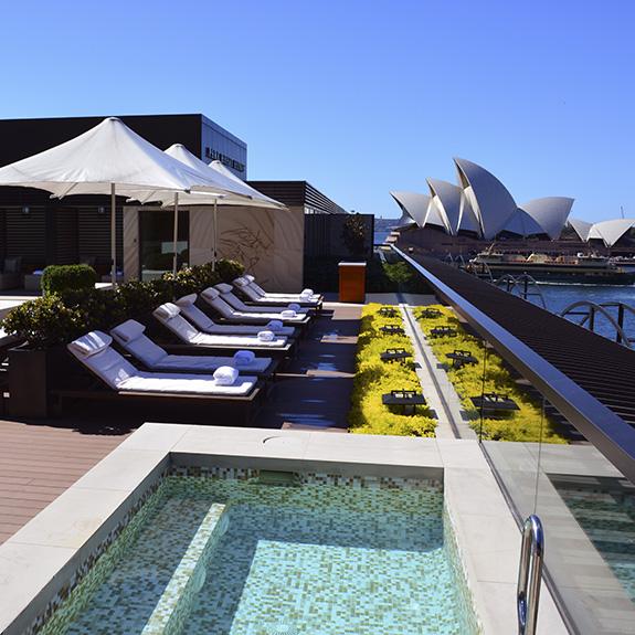 Mosaico contract Park Hyatt Australia - Ezarri