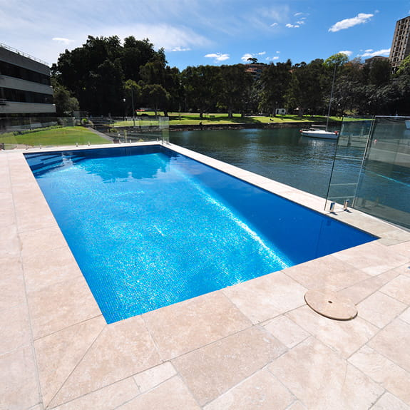 Mosaic Tiles for swimming pools - Ezarri