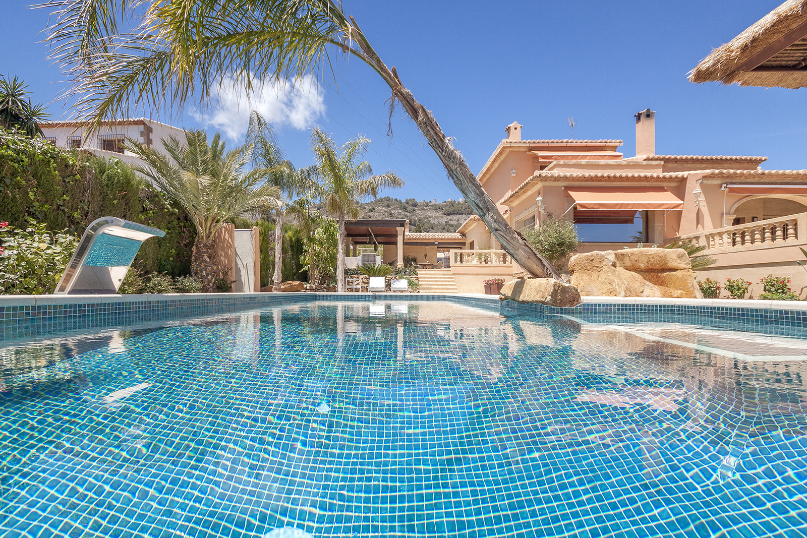 Jade Iris Collection Private Swimming Pool In Spain