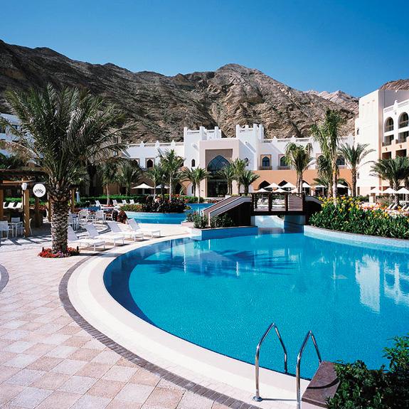 Mosaico Piscina Hotel Shangri-La´s Barr Al Jissah Resort & SPA - Ezarri